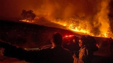Incendio forestal en California arrasa con más de 10,000 acres en menos de 24 horas 2