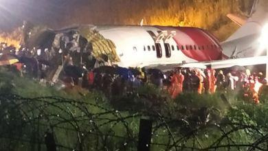 India: Avión se parte en dos durante aterrizaje y deja al menos 17 fallecidos 2