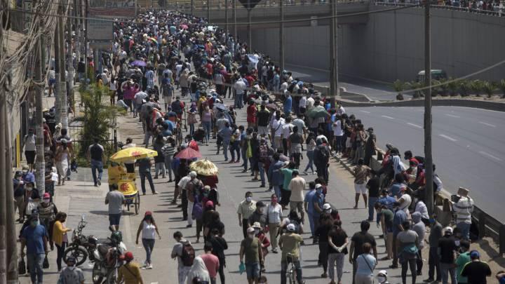 Latinoamérica registra más de 5 millones de casos de coronavirus 1