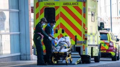 Reino Unido suma más de mil nuevos casos de coronavirus en las últimas horas 2