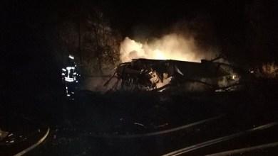 Avión militar se estrella en Ucrania y deja al menos 22 fallecidos 5
