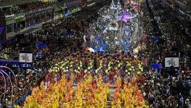 Brasil: Suspenden el Carnaval de Río 2021 debido al coronavirus 2