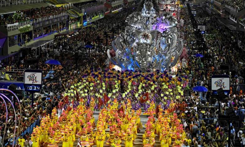 Brasil: Suspenden el Carnaval de Río 2021 debido al coronavirus 1