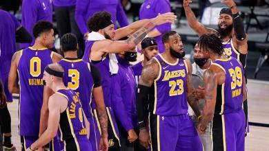 Los Angeles Lakers superan la serie contra Denver Nuggets y jugarán la final de la NBA 8