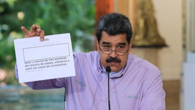 Venezuela: Nicolás Maduro suspende clases presenciales hasta el próximo año 3