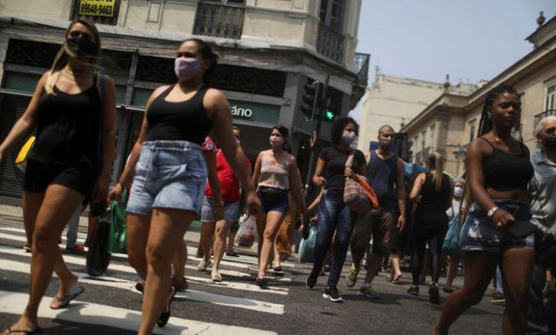 Brasil superó los 5 millones de casos de coronavirus 1