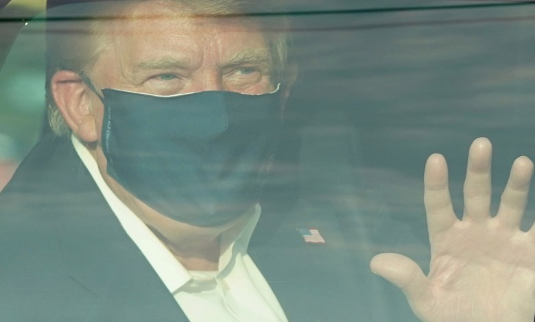 """Donald Trump asegura sentirse """"mejor que hace 20 años"""" y hoy será dado de alta 1"""