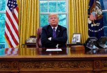 Donald Trump rompe el aislamiento y regresa al Salón Oval de la Casa Blanca 13
