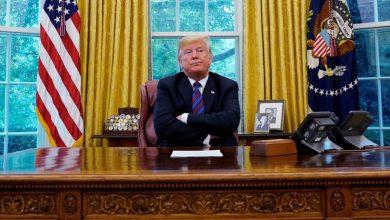 Donald Trump rompe el aislamiento y regresa al Salón Oval de la Casa Blanca 3