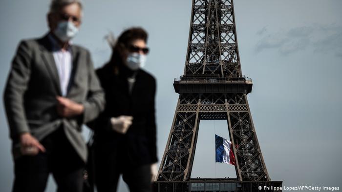Francia registra más de 1 millón de contagios por coronavirus 1