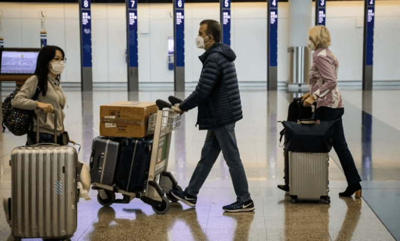 OMS recomienda más tests y menos cuarentenas para viajeros internacionales 1