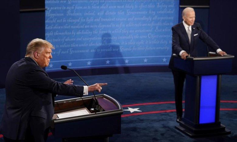Trump y Biden protagonizaron un segundo debate tenso, pero con menos interrupciones 1