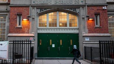 Escuelas de Nueva York vuelven a cerrar a causa del coronavirus 2