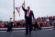 Estados Unidos: Trump recorre cinco estados clave a solo dos días de las elecciones 5