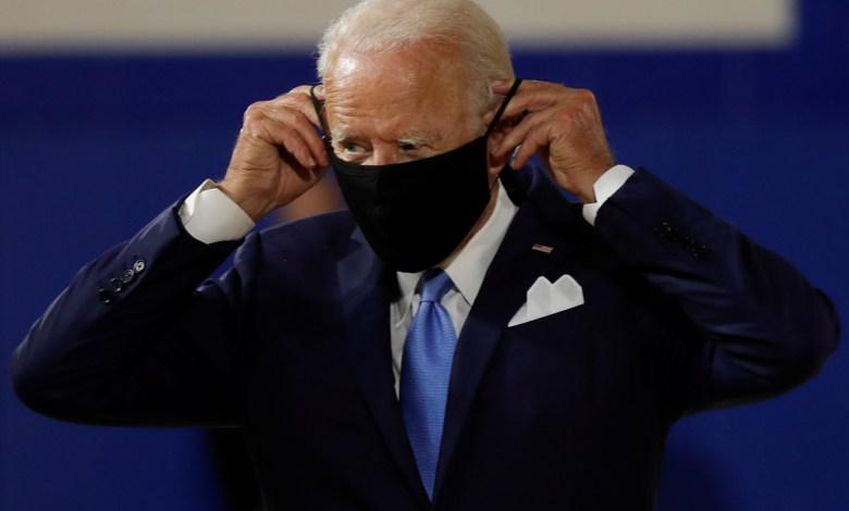 Joe Biden pide a la población que utilice mascarilla y anuncia comité anticovid 1