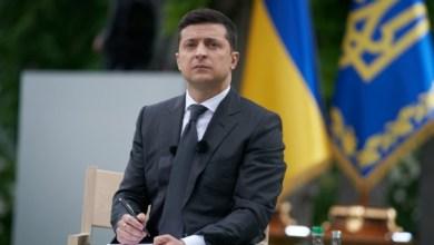 Presidente de Ucrania contrajo covid-19 y se encuentra hospitalizado 5