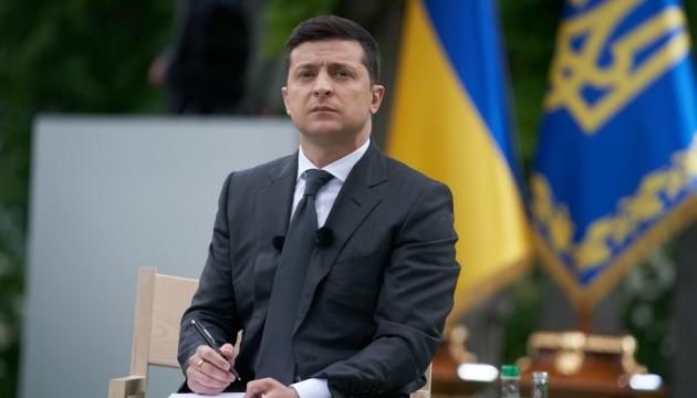 Presidente de Ucrania contrajo covid-19 y se encuentra hospitalizado 1