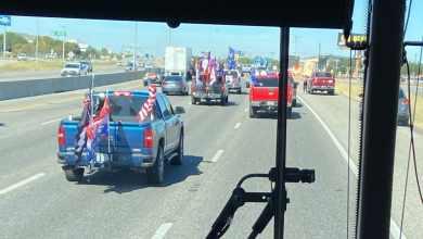 "Caravana de Biden acosado en autopista de Texas, obliga cancelar eventos de Campaña tras ""emboscada"" de partidarios Trump 3"