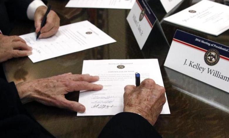 Colegio Electoral se prepara para certificar la victoria de Joe Biden en las elecciones 1