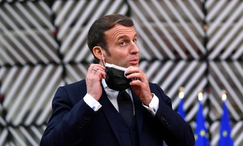 Presidente de Francia aislado tras dar positivo por coronavirus 1