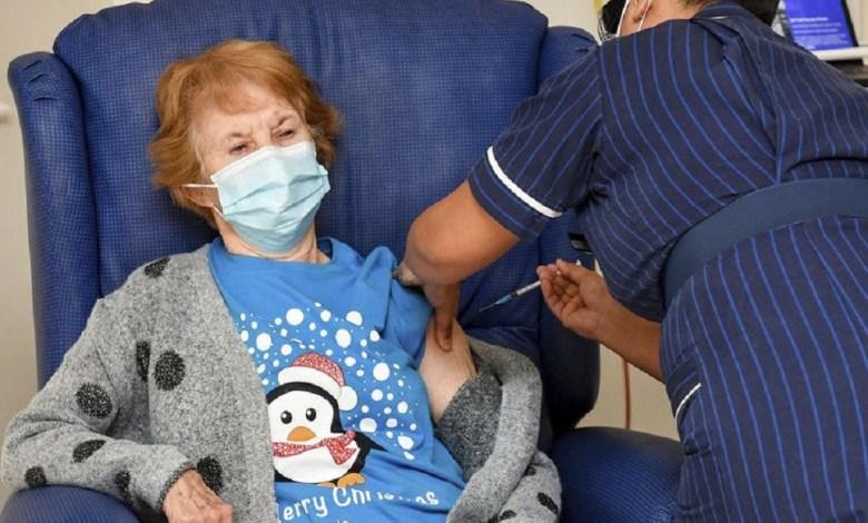 Reino Unido comenzó proceso de vacunación masiva contra el coronavirus 1