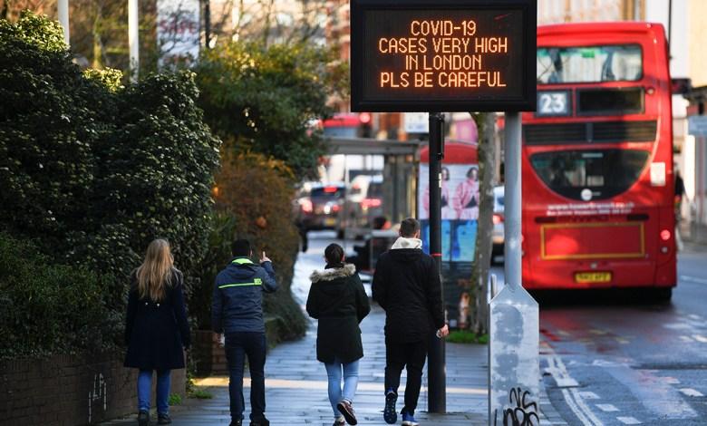 """Reino Unido informa sobre nueva variante del coronavirus """"aún más contagiosa"""" 1"""