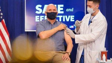 Vicepresidente Pence recibió la vacuna contra el coronavirus 2