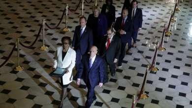 Cámara de Representantes presenta ante el Senado acusación formal contra Donald Trump 4