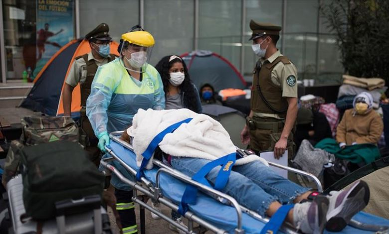 Chile evalúa volver a cuarentena total por aumento de casos de covid-19 1