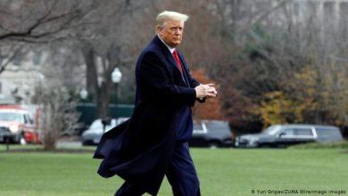 Donald Trump dejará Washington horas antes de la asunción de Joe Biden 2