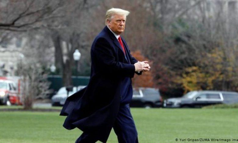 Donald Trump dejará Washington horas antes de la asunción de Joe Biden 1