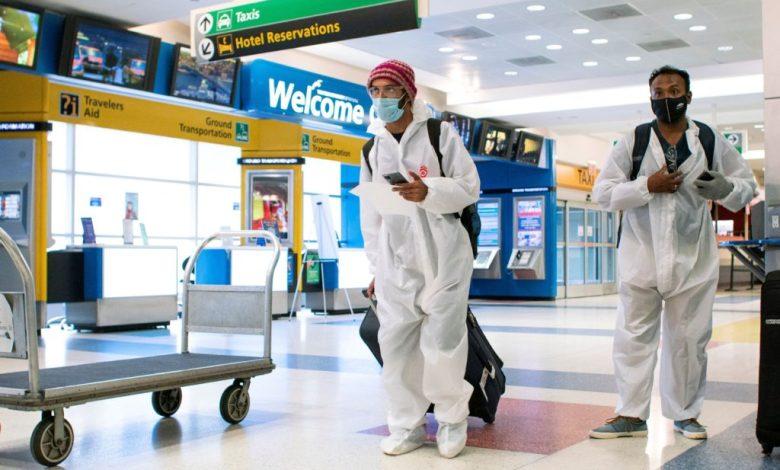 Estados Unidos exigirá prueba negativa de covid-19 a viajeros desde el 26 de enero 1