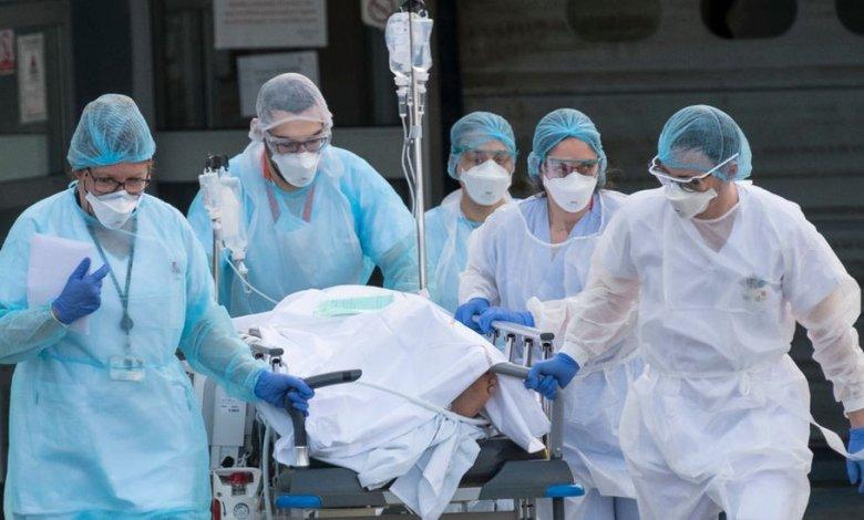 Nuevo récord: Más de 18,000 personas fallecieron por coronavirus en las últimas 24 horas 1