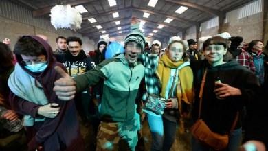 Preocupación en Francia por multitudinaria fiesta clandestina de Año Nuevo 5