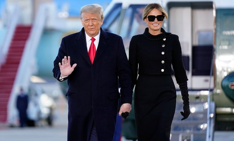 """Trump abandona la Casa Blanca tras cuatro años de gobierno y promete: """"Vamos a volver"""" 1"""