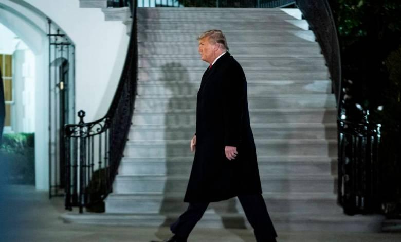 Trump alista cerca de 100 indultos a pocas horas de culminar su mandato 1