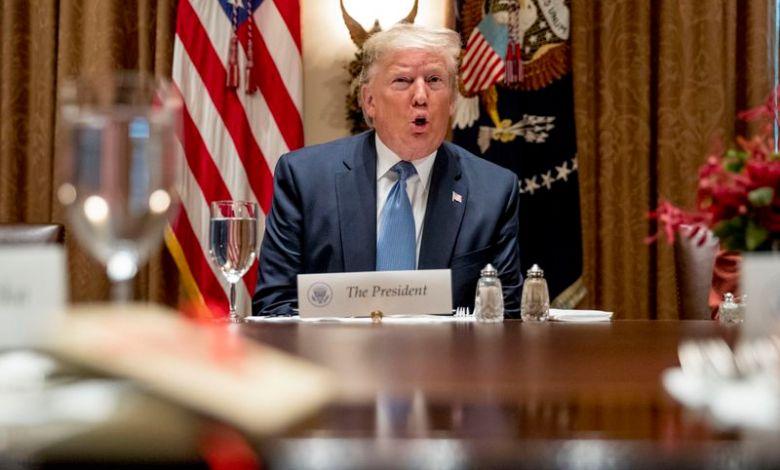 """Trump asegura que juicio político en su contra es """"absolutamente ridículo"""" 1"""