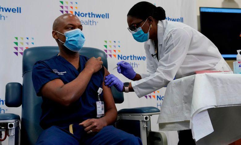 Estados Unidos ya ha vacunado al 10% de su población contra el coronavirus 1