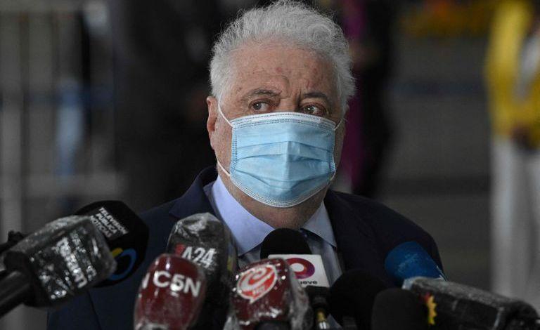 """Ministro de Salud argentino renuncia por escándalo de """"Vacunas VIP"""" 1"""