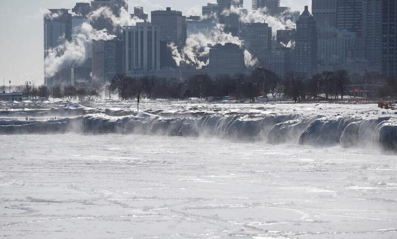 """Ola de frío """"sin precedentes"""" en Estados Unidos deja 10 fallecidos hasta el momento 1"""