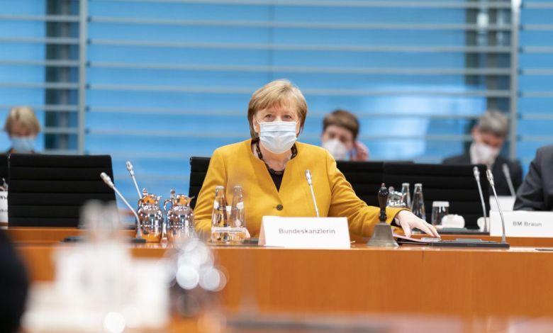 Alemania: Merkel da marcha atrás y anula confinamiento estricto por Semana Santa 1
