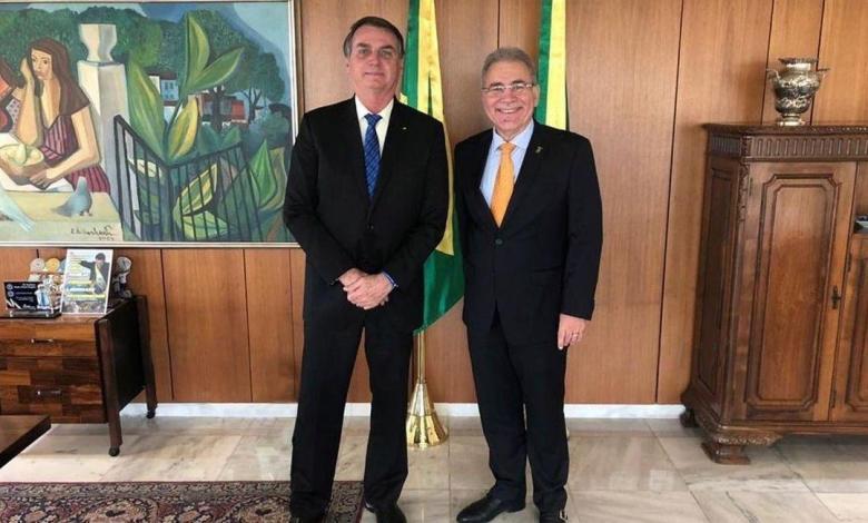Brasil: Bolsonaro nombra a nuevo ministro de Salud en medio de colapso por la pandemia 1