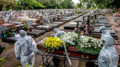 Brasil marca nuevo récord y registra 3,650 fallecidos por coronavirus en 24 horas 1