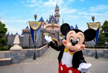 California anuncia que reabrirá Disneylandia en abril 9
