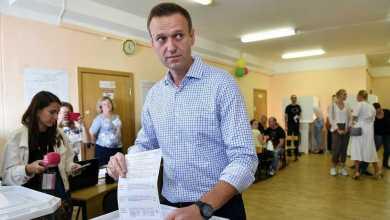 Casa Blanca anuncia sanciones contra Rusia por envenenamiento de Alexei Nalvany 3