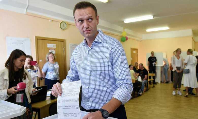 Casa Blanca anuncia sanciones contra Rusia por envenenamiento de Alexei Nalvany 1