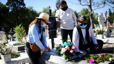 Cifra de fallecidos por covid-19 en México sobrepasa los 200,000 2