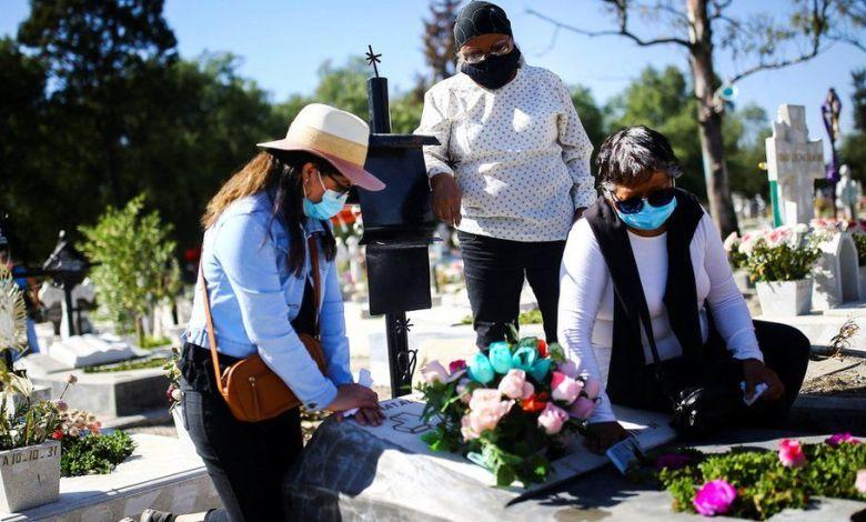Cifra de fallecidos por covid-19 en México sobrepasa los 200,000 1