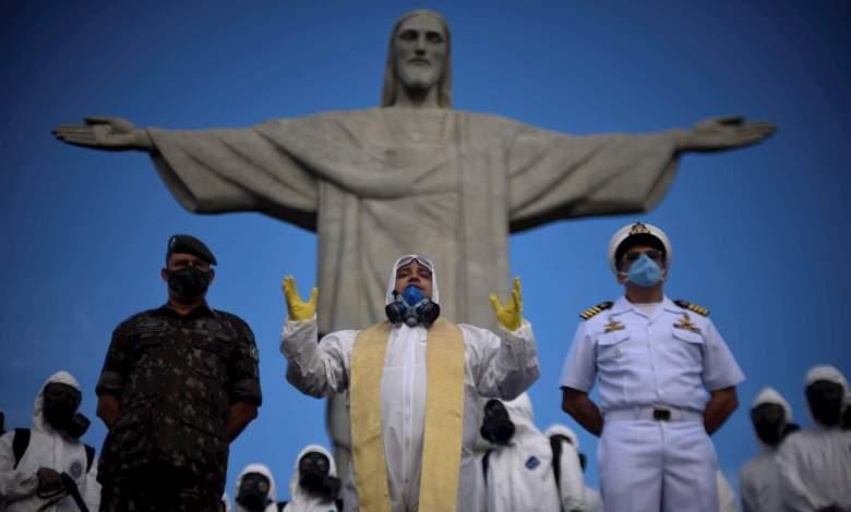 OMS alerta sobre grave situación de la pandemia en Brasil ante nuevo rebrote 1