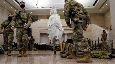 Solicitan que Guardia Nacional siga custodiando el Capitolio por dos meses 3